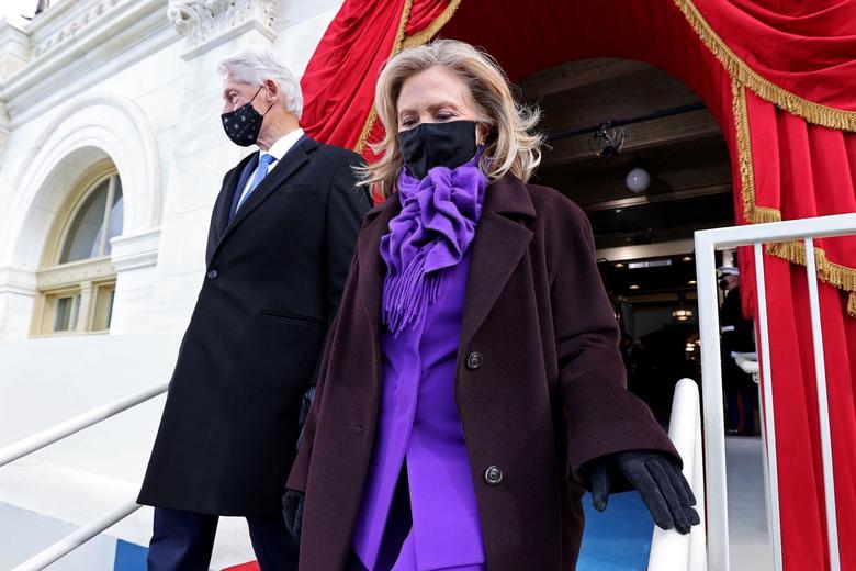 [PhotoStory] Toàn cảnh lễ nhậm chức của Tổng thống Biden  - Ảnh 7.
