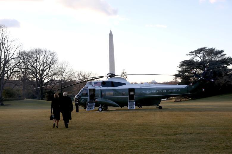 [PhotoStory] Toàn cảnh lễ nhậm chức của Tổng thống Biden  - Ảnh 4.