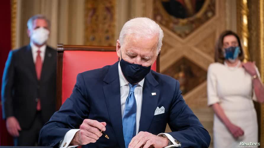 Một tổng thống mới, một khởi đầu mới - Ảnh 3.