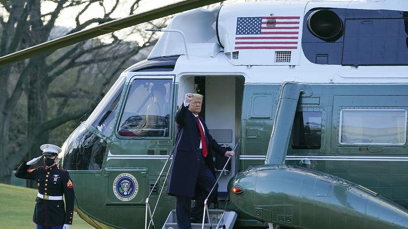 [PhotoStory] Toàn cảnh lễ nhậm chức của Tổng thống Biden  - Ảnh 5.