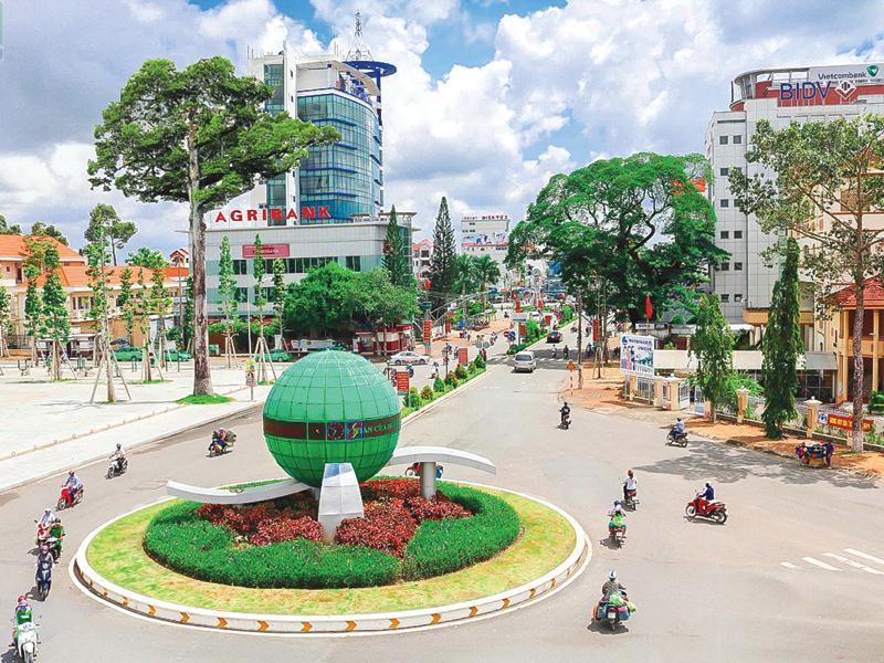 TP Sóc Trăng sẽ có khu đô thị hơn 49 ha cạnh đường Vành đai 2 - Ảnh 1.