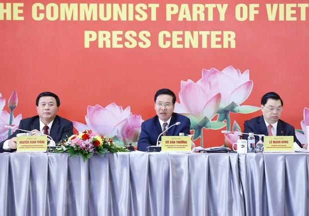 1.587 đại biểu dự Đại hội XIII của Đảng, đông nhất trong 13 kỳ Đại hội - Ảnh 1.