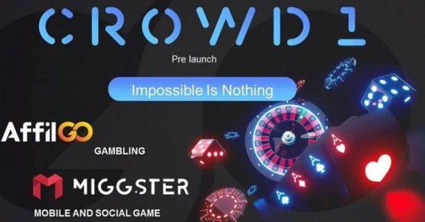 Xuất hiện thêm mô hình đa cấp Crowd1, lôi kéo nhà đầu tư mua cổ phiếu ảo của các công ty game online và casino - Ảnh 1.