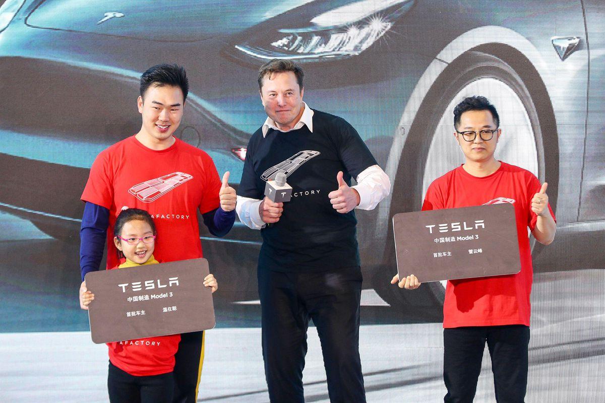 3 nguyên nhân Trung Quốc 'bật đèn xanh' cho Tesla và tỉ phú Elon Musk - Ảnh 1.