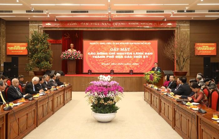 Hà Nội sẽ xây dựng quy hoạch 4 phân khu sông Hồng - Ảnh 1.