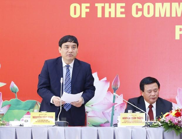 1.587 đại biểu dự Đại hội XIII của Đảng, đông nhất trong 13 kỳ Đại hội - Ảnh 2.