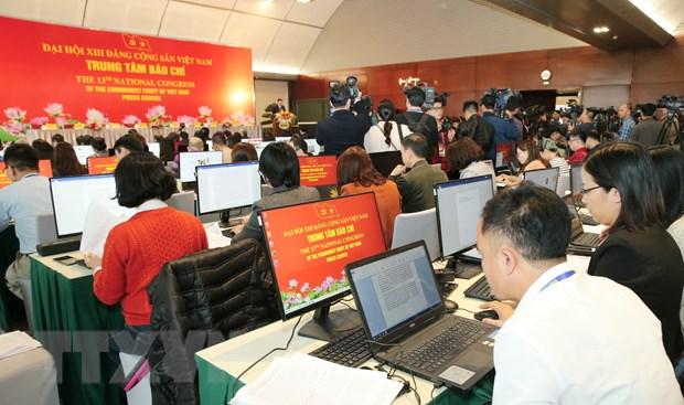 1.587 đại biểu dự Đại hội XIII của Đảng, đông nhất trong 13 kỳ Đại hội - Ảnh 3.
