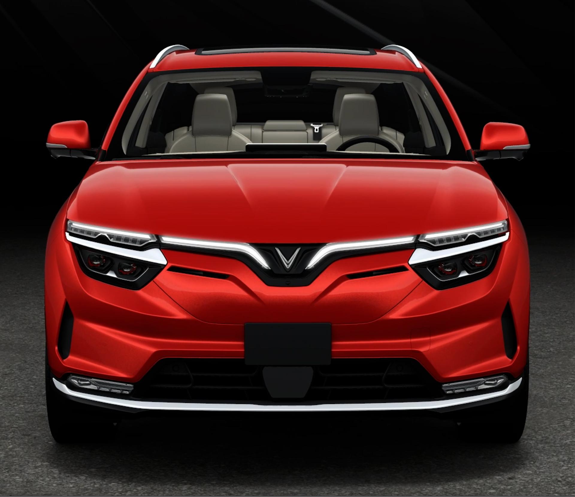 Ô tô điện VinFast có thể chạy 550 Km khi sạc đầy pin, thiết kế xe có gì đặc biệt? - Ảnh 5.