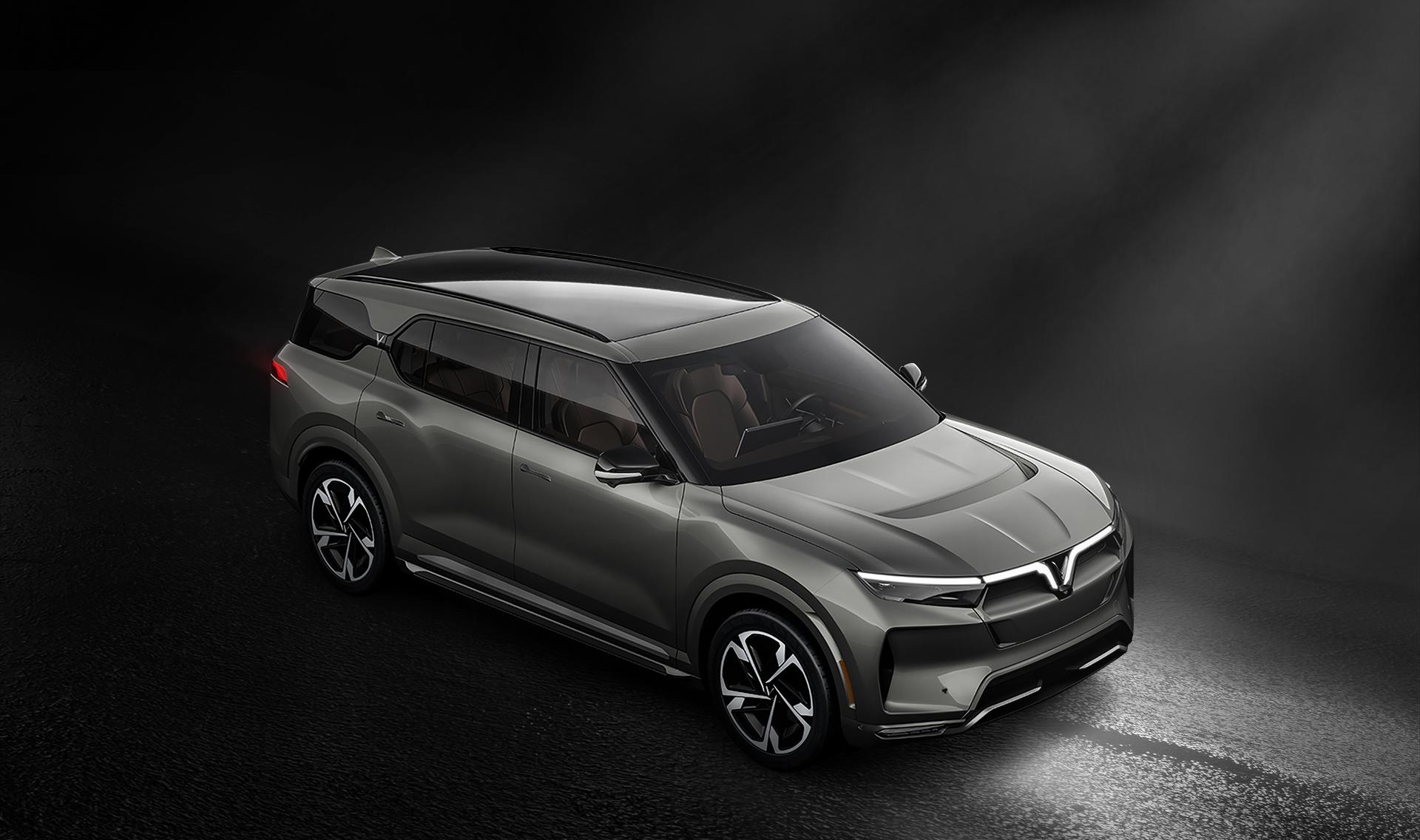 Ô tô điện VinFast có thể chạy 550 Km khi sạc đầy pin, thiết kế xe có gì đặc biệt? - Ảnh 8.