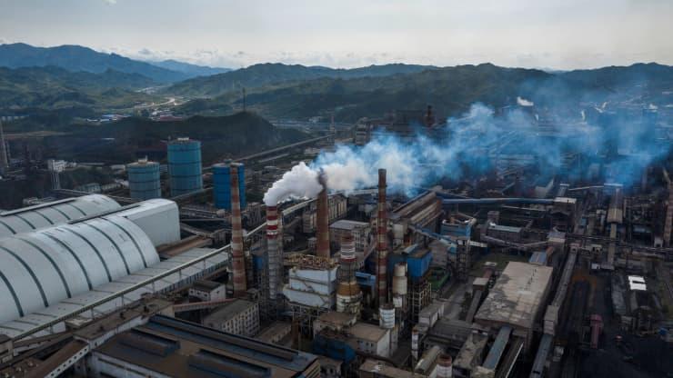 Dấu hiệu đáng lo từ thủ phủ thép Trung Quốc - Ảnh 1.
