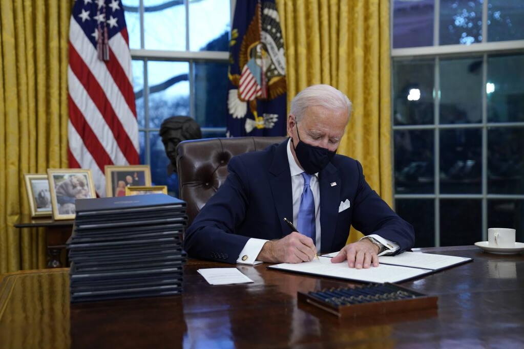 Đảng Cộng hòa phản đối đề xuất 1.900 tỷ USD của ông Biden: 'Ý tưởng viển vông' - Ảnh 1.