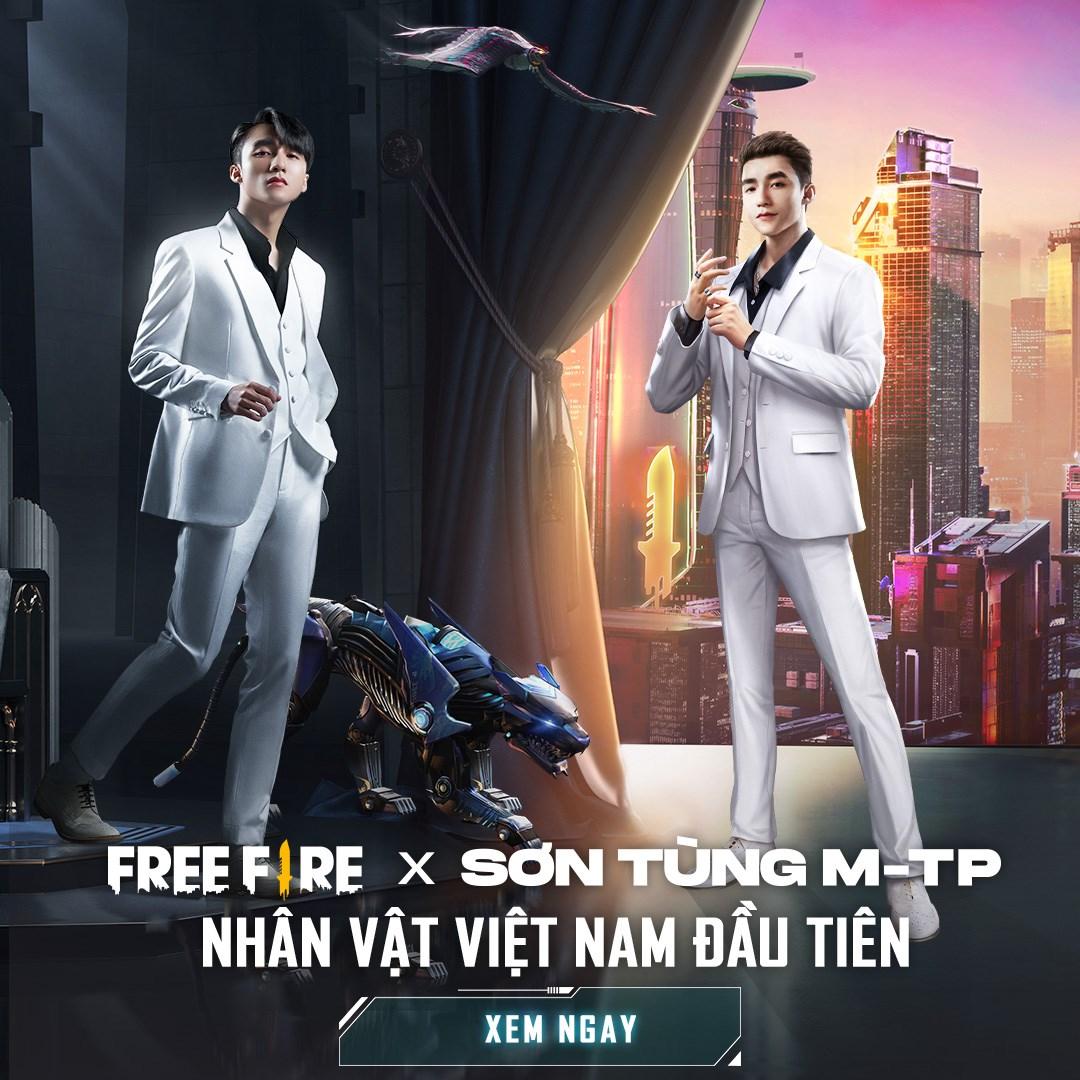 Tựa game sinh tồn kết hợp với Sơn Tùng M-TP cho ra mắt nhân vật ảo mới - Ảnh 1.