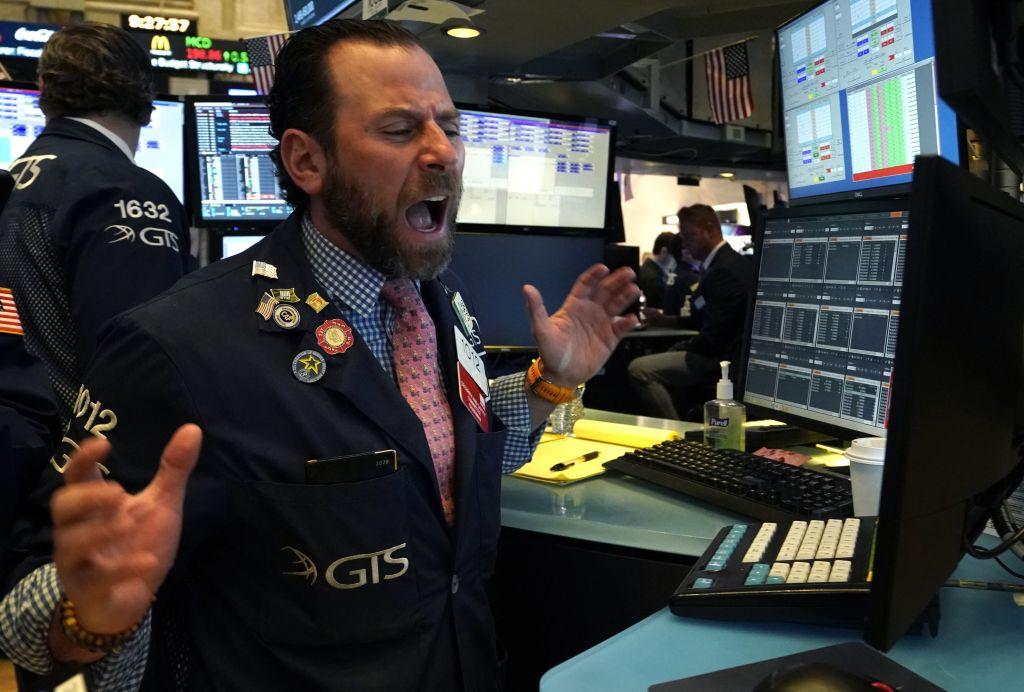 Chứng khoán Mỹ biến động mạnh, Nasdaq và S&P 500 tiếp tục lập đỉnh mới - Ảnh 1.