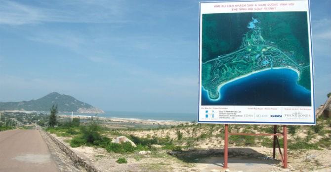 Khu du lịch Vĩnh Hội - Bình Định có vốn đầu tư 250 triệu USD sẽ triển khai trong năm 2021   - Ảnh 1.