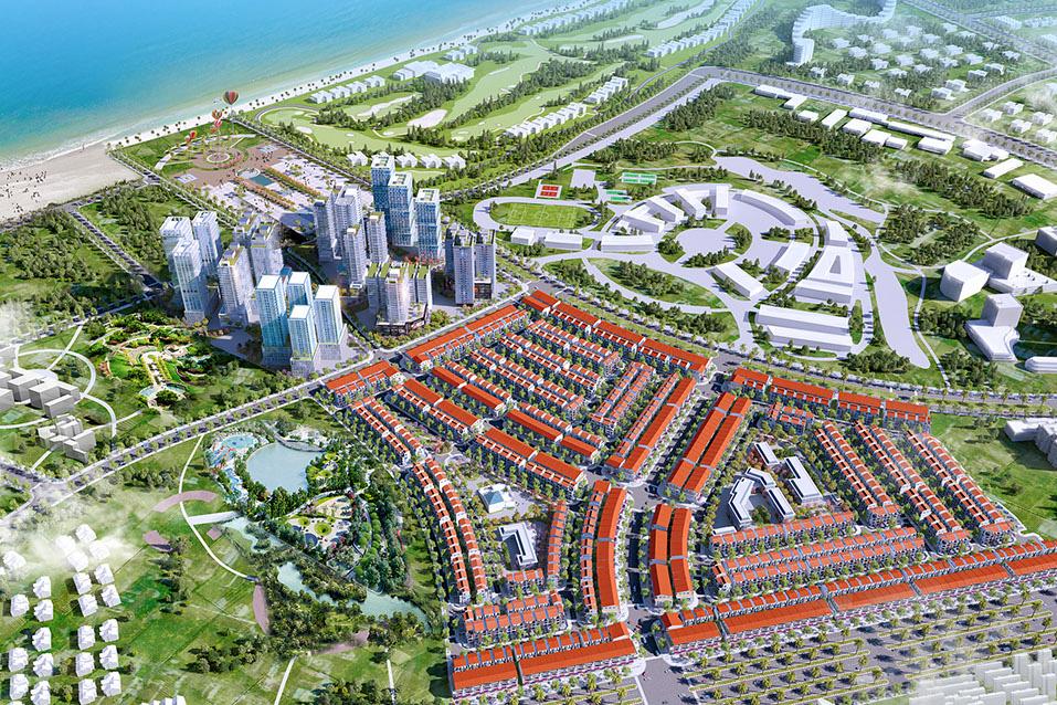 Phát Đạt chuyển nhượng 17 lô đất ở Nhơn Hội New City cho nhóm công ty liên quan đến Danh Khôi Holdings