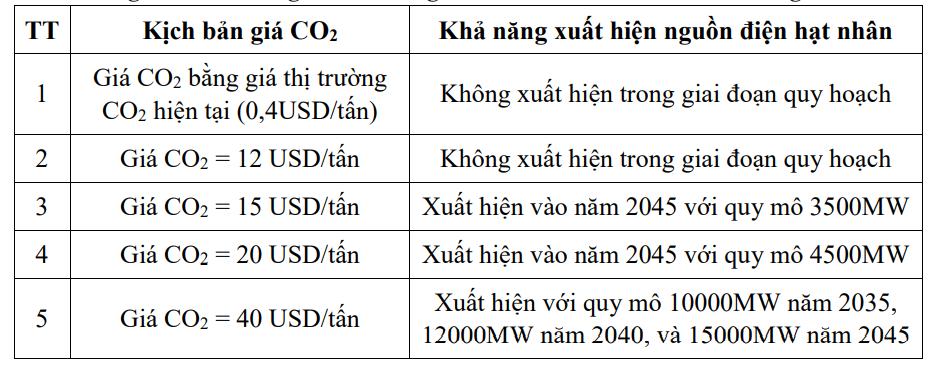 Từ nay đến năm 2050 không cần thiết hoặc rất khó phát triển điện hạt nhân - Ảnh 1.