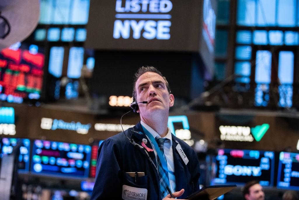 Dow Jones giảm phiên thứ 4 liên tiếp giữa mùa kết quả kinh doanh - Ảnh 1.