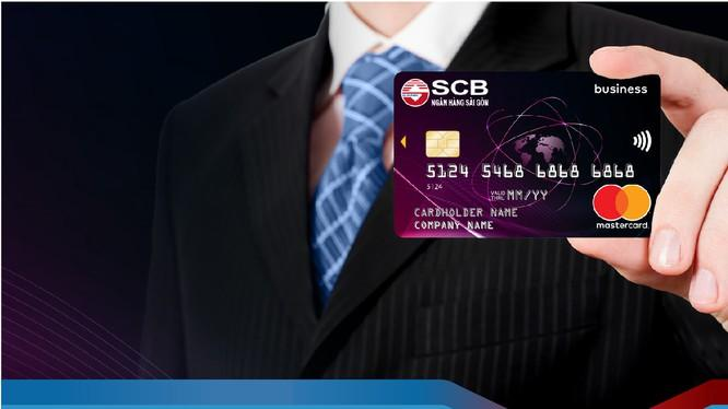 Hướng dẫn cách mở thẻ tín dụng ngân hàng SCB mới nhất năm 2021 - Ảnh 1.