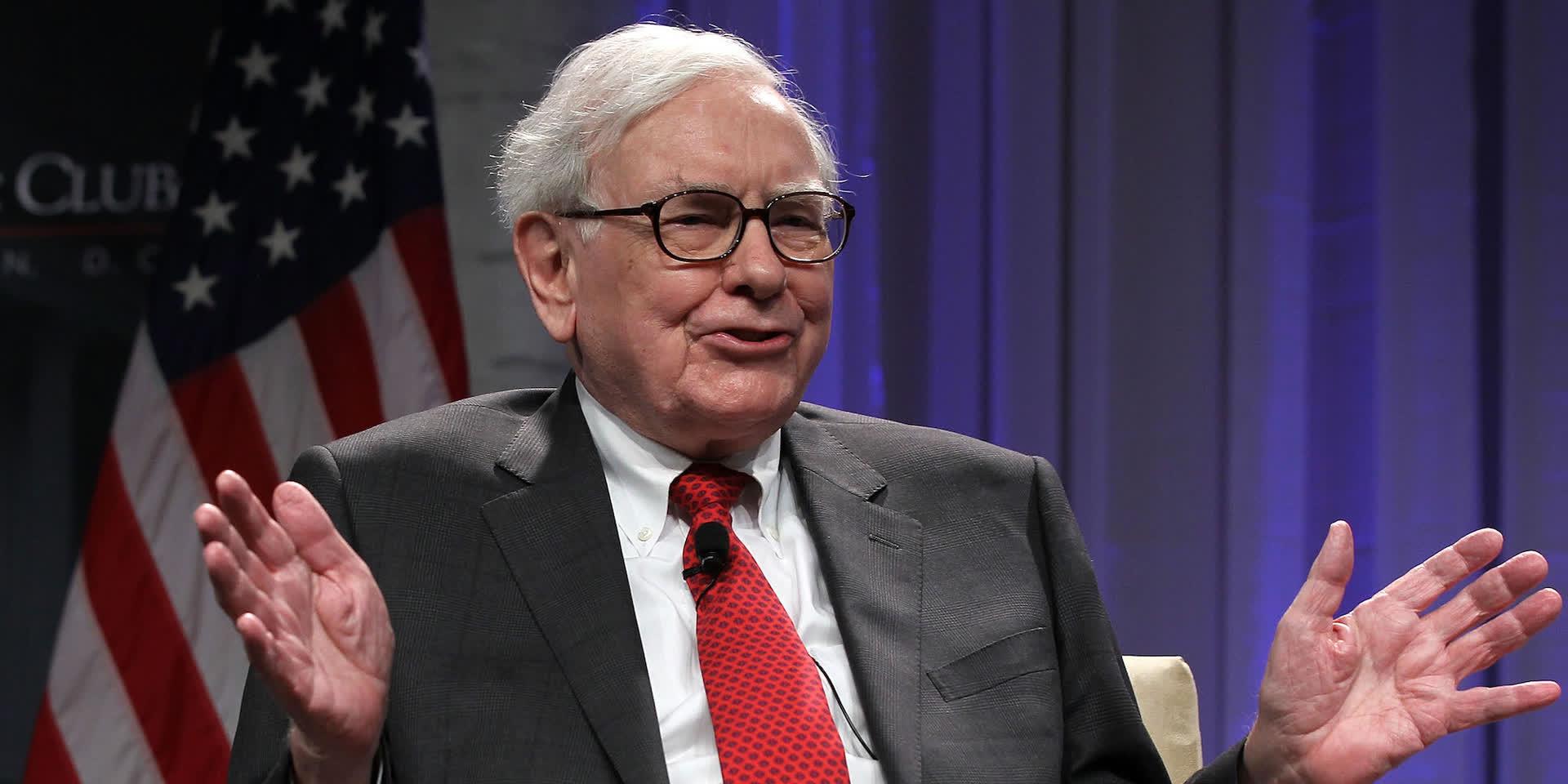 7 câu nói hay nhất của Warren Buffett về đầu tư khi thị trường xảy ra giông bão - Ảnh 4.