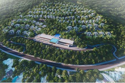 Bình Định chấp thuận chủ trương đầu tư dự án nghìn tỷ của liên danh Bamboo Capital
