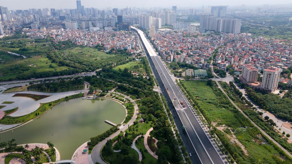 Hà Nội triển khai 7 dự án đường vành đai giai đoạn 2021-2025 - Ảnh 1.