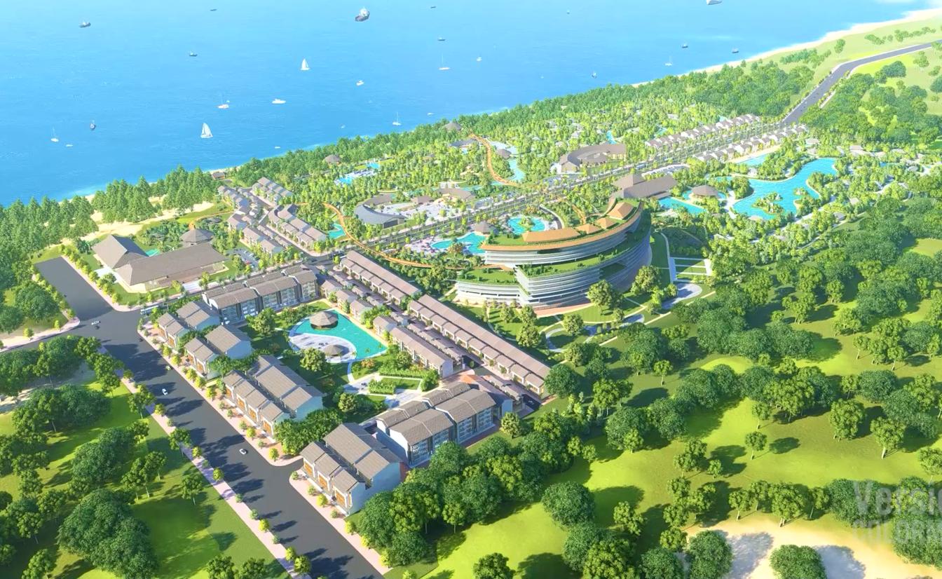 Thừa Thiên - Huế cho phép Hải Phát Invest đầu tư khu du lịch nghìn tỷ - Ảnh 1.
