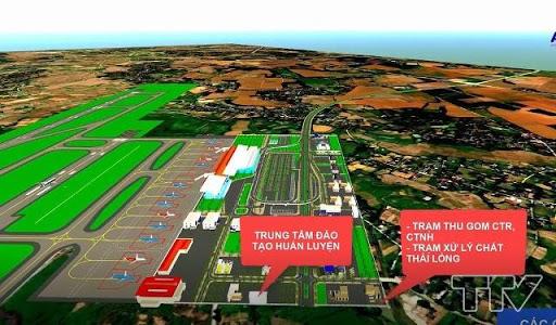 FLC tài trợ kinh phí bổ sung lập điều chỉnh quy hoạch sân bay Thọ Xuân - Ảnh 1.