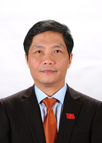 Hai Bộ trưởng Đinh Tiến Dũng và Trần Tuấn Anh được bầu vào Bộ Chính trị khoá XIII - Ảnh 3.