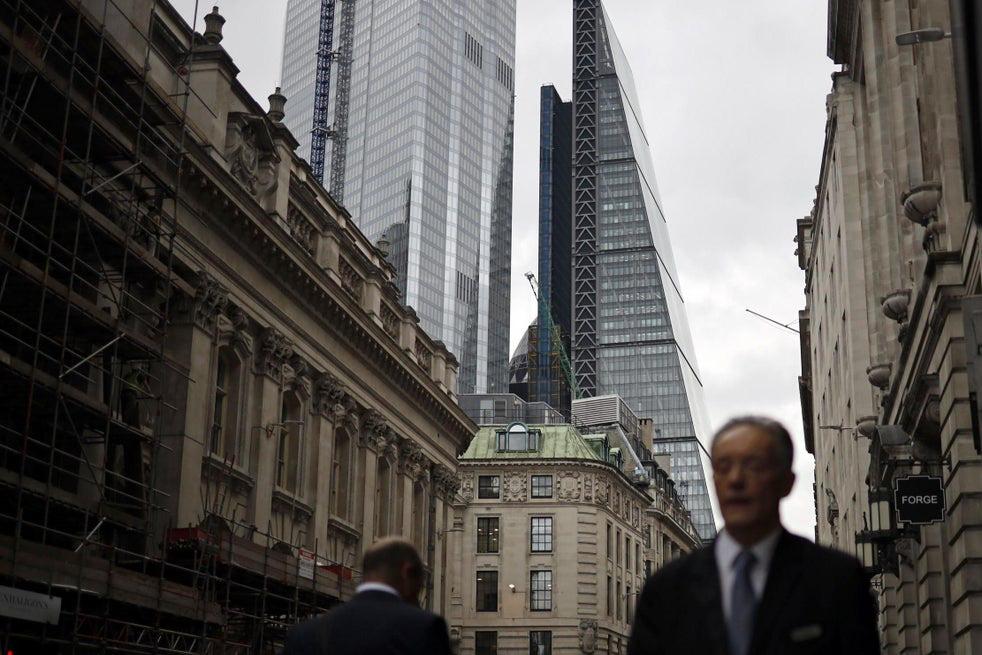 Gần 4.000 công ty tài chính Anh có nguy cơ phá sản do dịch Covid-19