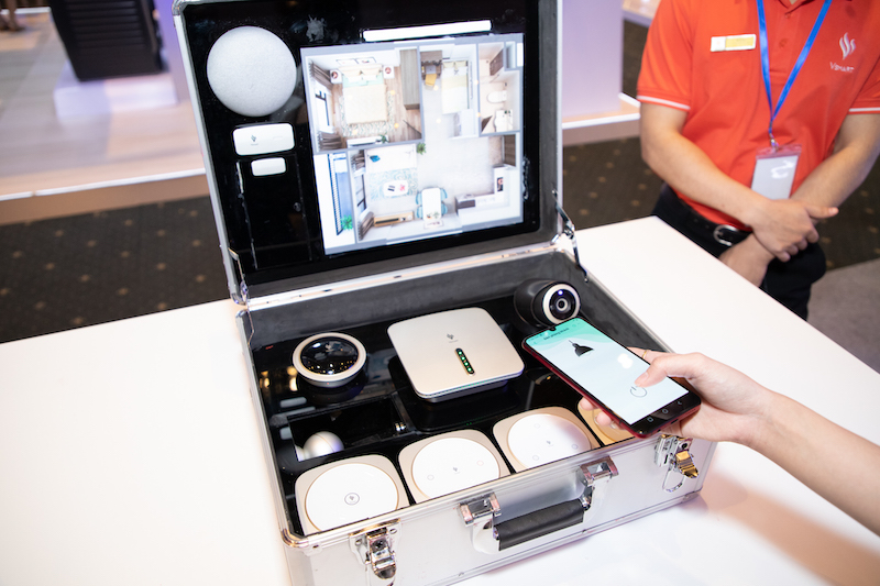 VinSmart 'khoe' nhiều sản phẩm công nghệ mới tại Tech Awards 2020 - Ảnh 2.