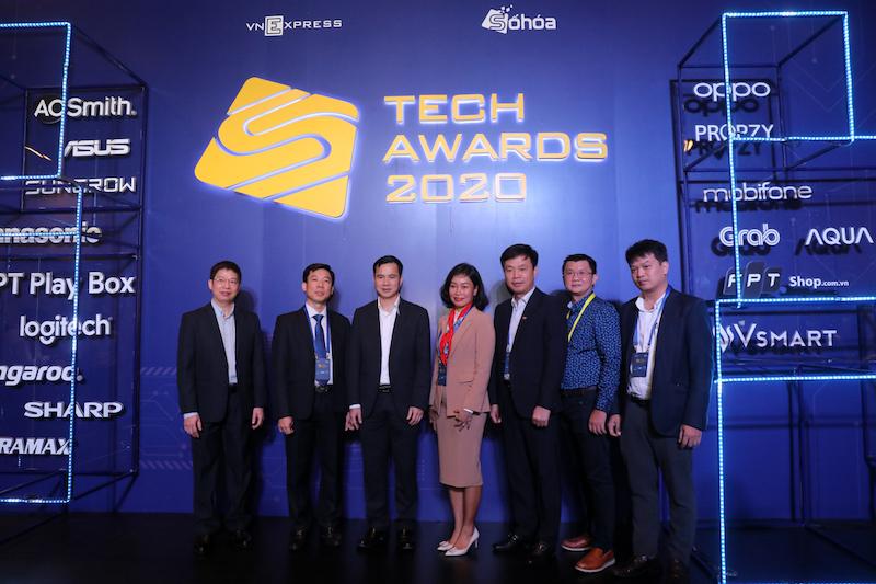 VinSmart 'khoe' nhiều sản phẩm công nghệ mới tại Tech Awards 2020 - Ảnh 6.