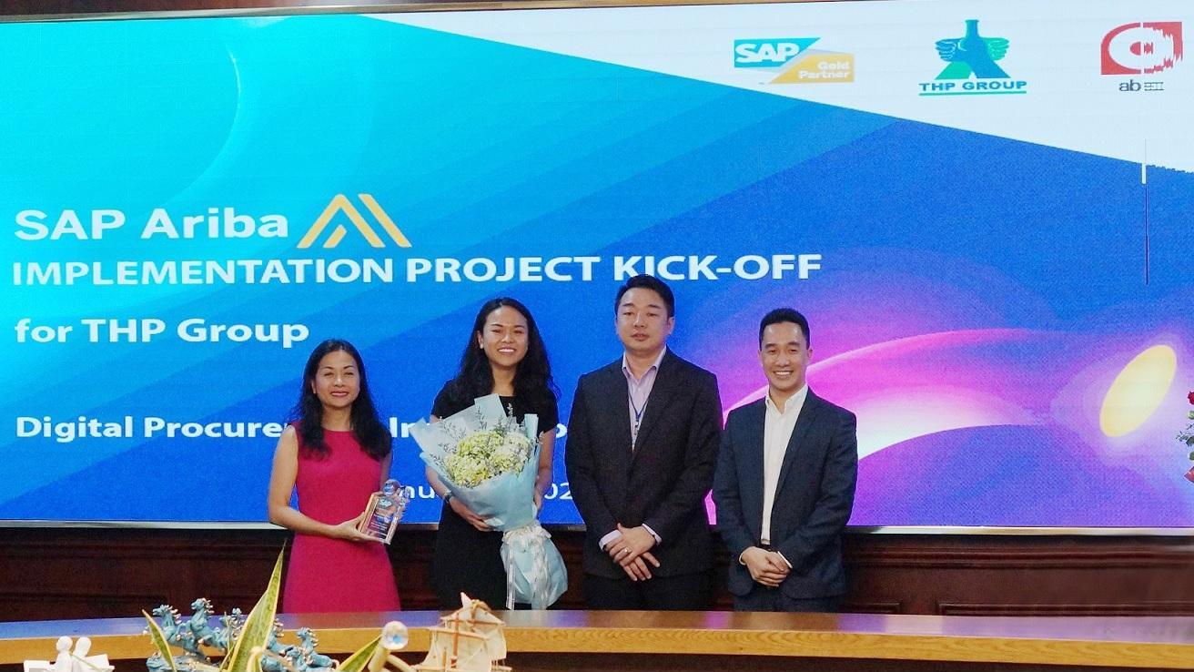 Tân Hiệp Phát bắt tay với SAP Ariba nhằm số hoá toàn bộ chuỗi cung ứng - Ảnh 1.