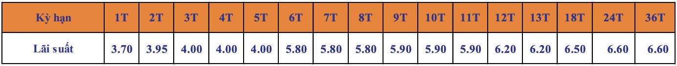 Lãi suất Ngân hàng SHB tháng 1/2021 mới nhất - Ảnh 3.
