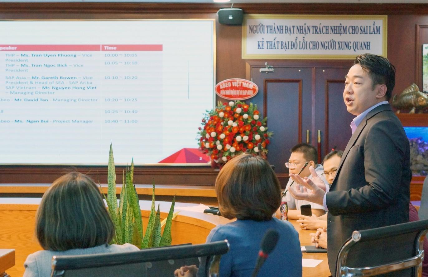 Tân Hiệp Phát bắt tay với SAP Ariba nhằm số hoá toàn bộ chuỗi cung ứng - Ảnh 3.