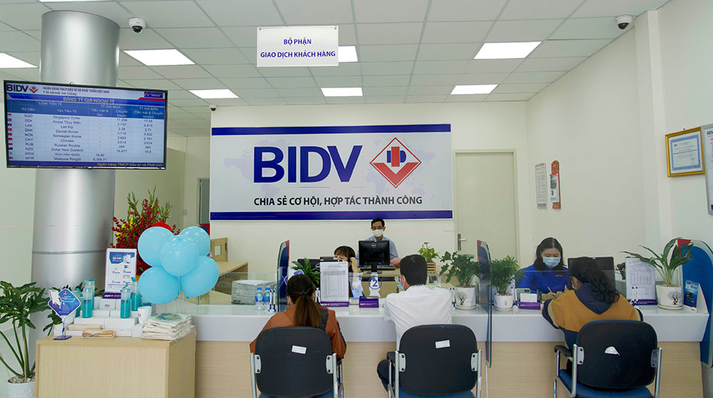Lãi suất ngân hàng BIDV mới nhất tháng 10/2021 - Ảnh 1.