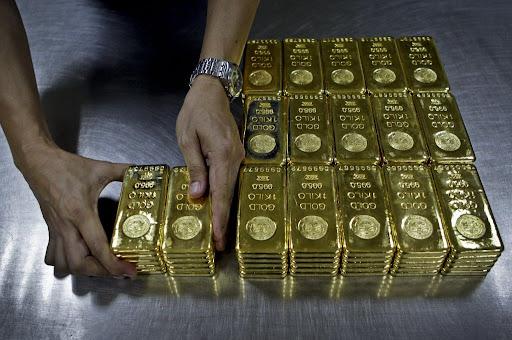Giá vàng hôm nay 10/10: Tăng tới 550.000 đồng/lượng trong tuần qua - Ảnh 1.