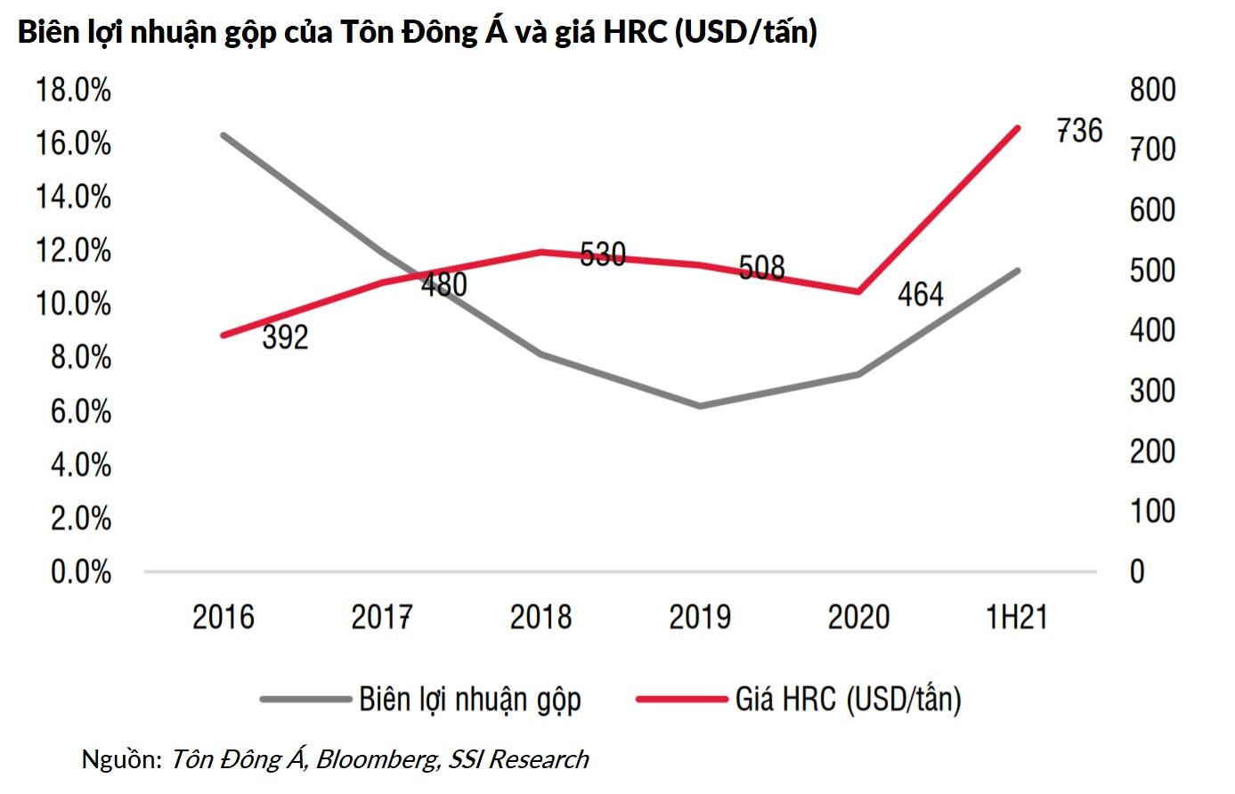 Tôn Đông Á chuẩn bị IPO và niêm yết: Trong top 3 thị phần tôn mạ, dự báo lợi nhuận 2021 cao kỷ lục - Ảnh 6.