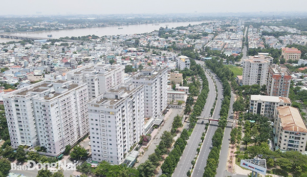 Đồng Nai duyệt nhiệm vụ quy hoạch 5 phân khu hơn 4.800 ha tại TP Biên Hòa - Ảnh 1.