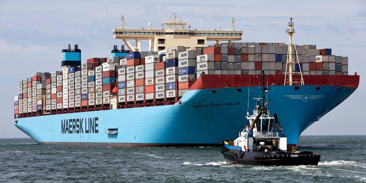 Chủ tịch DP World: Tình trạng tắc nghẽn vận tải biển toàn cầu chưa có hồi kết - Ảnh 1.