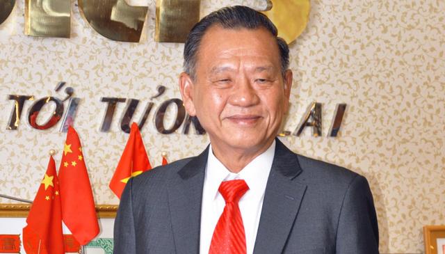 Doanh nhân người Hoa kín tiếng đứng sau thành công của Biti's - Ảnh 1.
