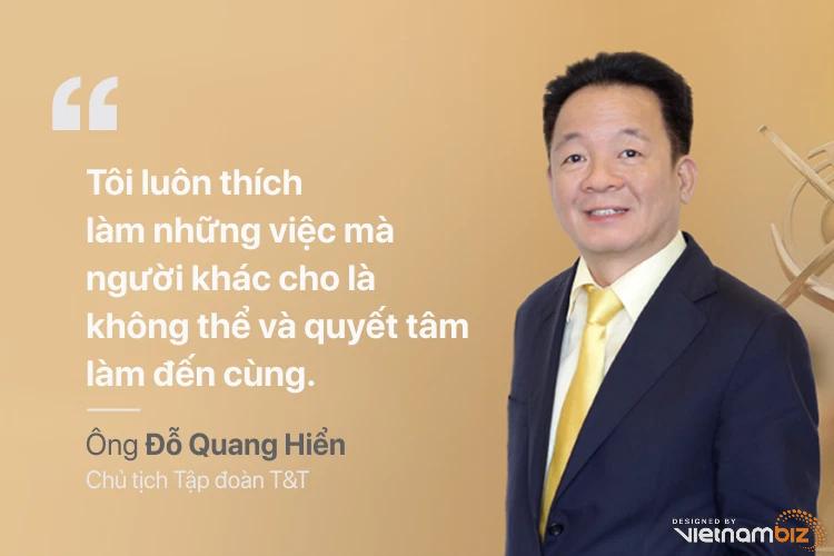 Chủ tịch Đỗ Quang Hiển: Từ kỹ sư điện máy tới ông chủ đế chế ngân hàng, bất động sản,... - Ảnh 4.