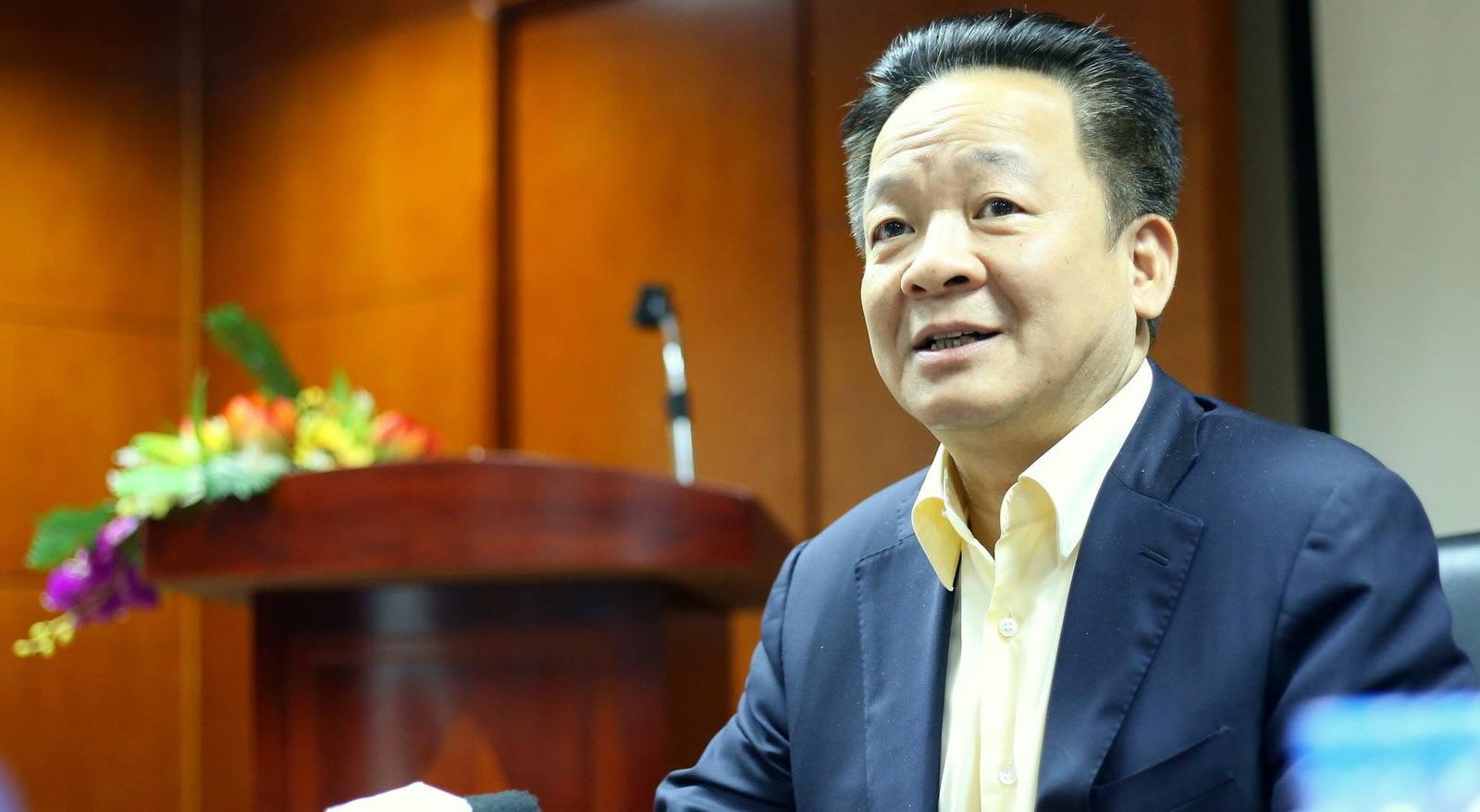 Chủ tịch Đỗ Quang Hiển: Từ kỹ sư điện máy tới ông chủ đế chế ngân hàng, bất động sản,... - Ảnh 1.