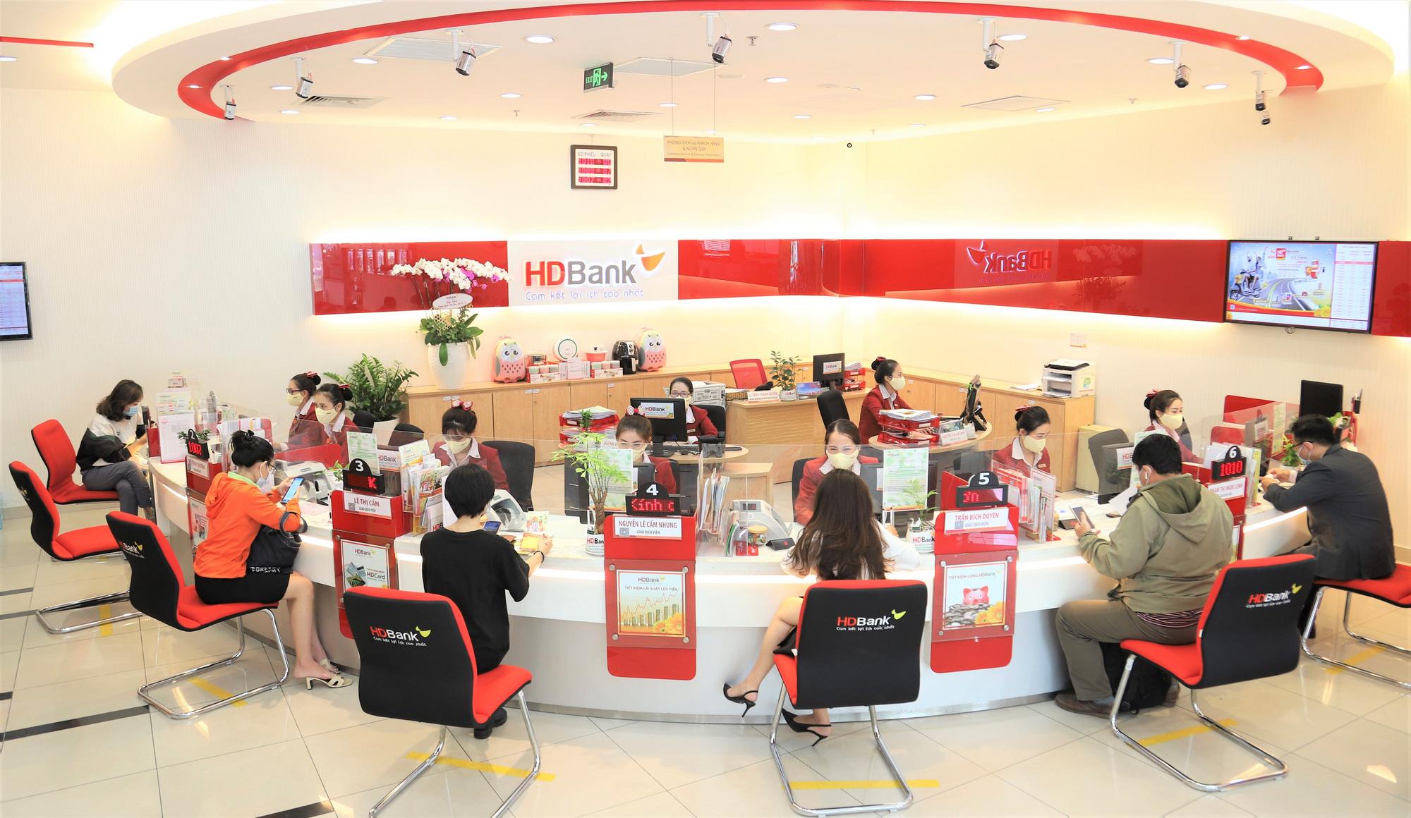 HDBank ước hoàn thành trên 82% kế hoạch cả năm sau 9 tháng - Ảnh 1.