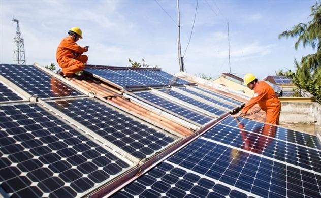 Khống chế tỷ lệ điện mặt trời ở mức khoảng 20% công suất hệ thống - Ảnh 1.