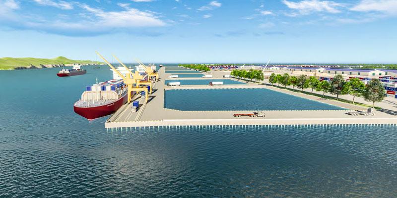 Cảng quốc tế Vạn Ninh muốn làm dự án hơn 2.200 tỷ ở Quảng Ninh - Ảnh 1.
