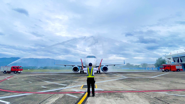 Bamboo Airways khai trương đường bay thẳng Hà Nội, TP Hồ Chí Minh - Điện Biên - Ảnh 4.