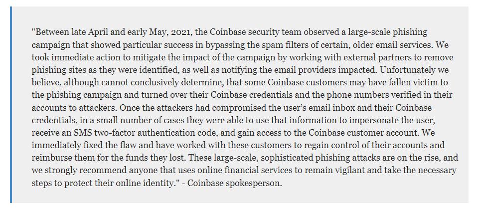 Hơn 6000 người dùng Coinbase bị hack mất tiền - Ảnh 1.