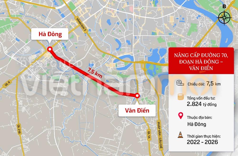 Những dự án giao thông nổi bật sắp triển khai tại Hà Nội - Ảnh 5.