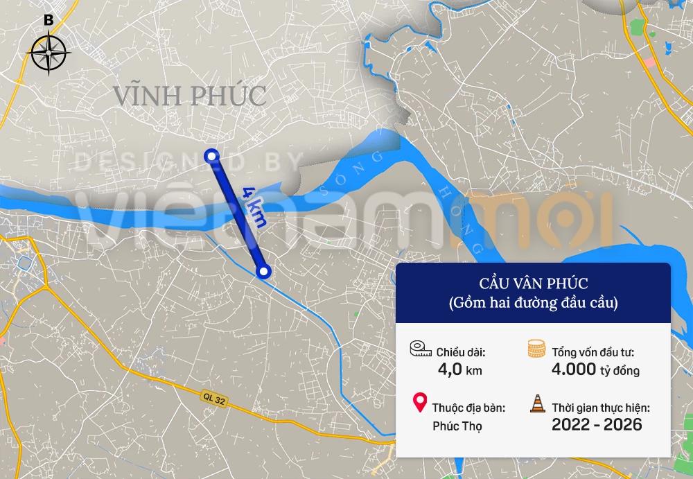 Những dự án giao thông nổi bật sắp triển khai tại Hà Nội - Ảnh 9.