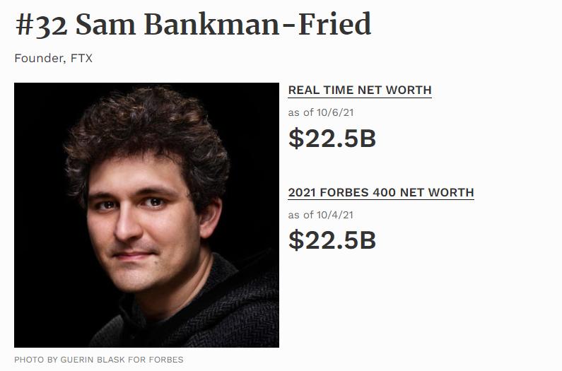 6 tỷ phú tiền ảo gia nhập danh sách 400 người giàu nhất nước Mỹ - Ảnh 1.